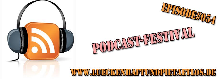 Podcast-Festival